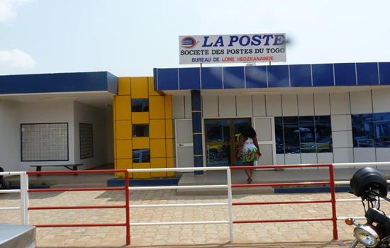 Les  agences postales d'Agoè Assiyéyé et de Hédzranawoè vous accueillent dans leurs nouveaux locaux