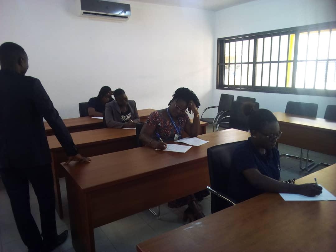 La Poste du Togo renoue avec le concours des inspecteurs des postes.