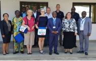Une délégation de la Communauté Allemande au Togo, à la découverte des services postaux