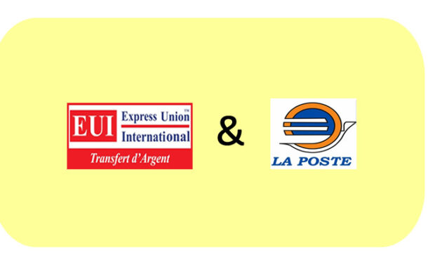 LA POSTE SIGNE UN CONTRAT DE PARTENARIAT AVEC EXPRESS UNION INTERNATIONAL