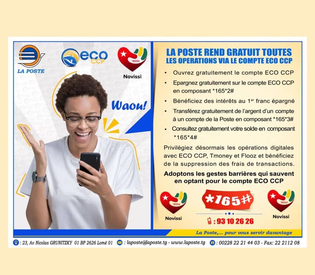 Privilégiez les opérations digitales avec ECO CCP